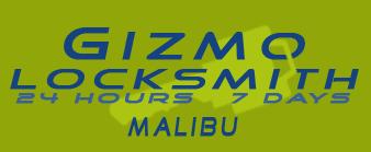 Gizmo Locksmith Malibu Logo